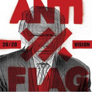 20/20 VISION - ANTI-FLAG [Vinyl album]